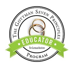 Educator badge - The Gottman Seven Principles Program